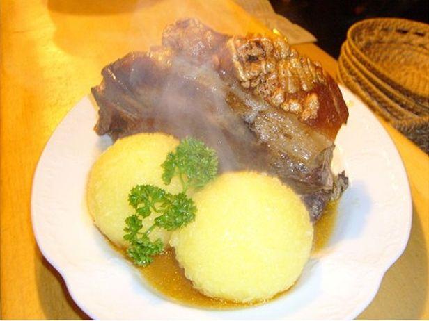 Fränkische Küche Fränkische Schweiz Gastronomie Restaurant Spezialitäten